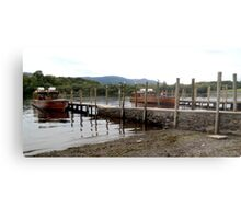 Keswick Jetty, Cumbria, UK Metal Print