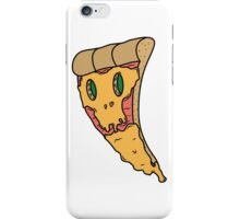 Bad pizza iPhone Case/Skin