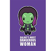 Galaxy's Most Dangerous Woman Photographic Print