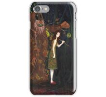 They Left Together iPhone Case/Skin