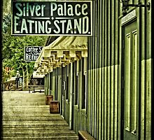 The Silver Palace in Old Sacramento by Thom Zehrfeld