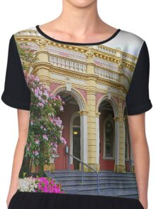 Tasmanian State Government Offices, Launceston Chiffon Top