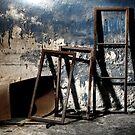 23.9.2014: Old Window Frames by Petri Volanen