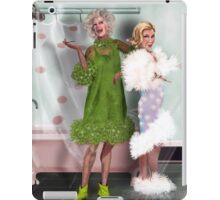 Final Curtain: Shower Curtain iPad Case/Skin