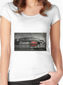Wrigley Field Women's Fitted Scoop T-Shirt