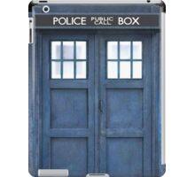 TARDIS Door iPad Case/Skin