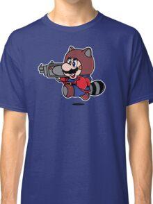 Rocket Tanooki Classic T-Shirt