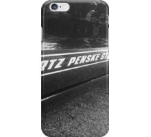 2013 Ford Mustang GT Hertz Penske Edition iPhone Case/Skin