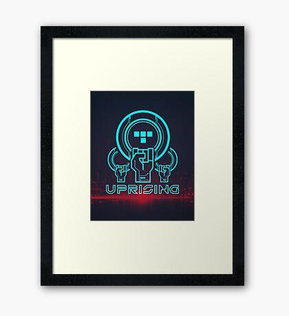 Uprising Framed Print