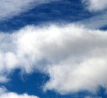 Blue Sky Wall Art Sticker