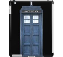 The Blue Box iPad Case/Skin
