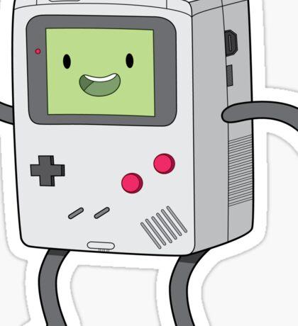 Gameboy Time! Sticker