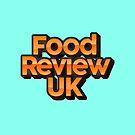 Food Review UK Logo by ReZourceman