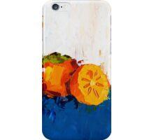 Divine Persimmon iPhone Case/Skin