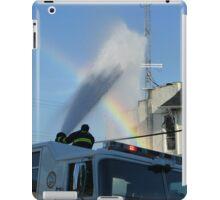Rainbow & Fire iPad Case/Skin