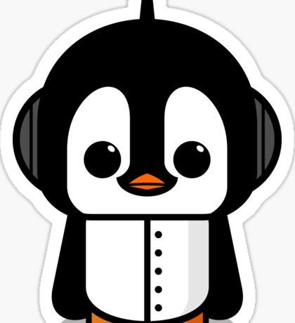 Piibbot - The Penguin Robot Sticker