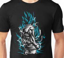 goku god training Unisex T-Shirt
