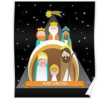 Nativity a Christmas Story Poster