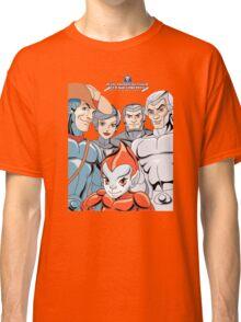 Silver Hawks 80s Cartoons Retro Classic T-Shirt