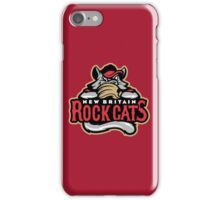 "NEW BRITAIN 'ROCK CATS"" iPhone Case/Skin"