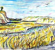 The Back Bay NB by ArtbyLeclerc