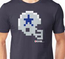 Dallas Helmet - Tecmo Bowl Shirt Unisex T-Shirt