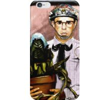 Rick Moranis - 1980's comedy superstar iPhone Case/Skin