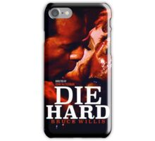DIE HARD 24 iPhone Case/Skin