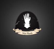 Iron Hands - Chapter - Warhammer by moombax