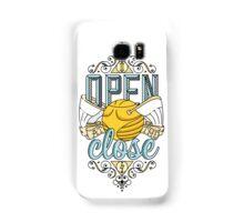 I Open At The Close Samsung Galaxy Case/Skin