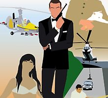 Ian Fleming's You Only Live Twice by davidyarb