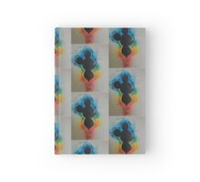 Mickey Splash Board Art Hardcover Journal