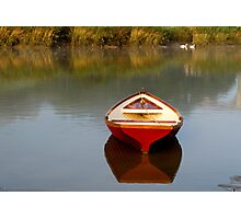 Tamar Becalmed Photographic Print