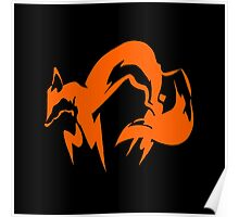 Foxhound - Metal Gear Poster