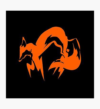 Foxhound - Metal Gear Photographic Print