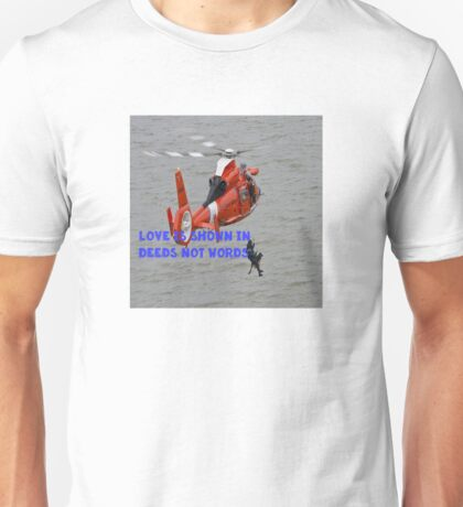 How to show Love Unisex T-Shirt
