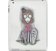 visiting with friends (Rue) iPad Case/Skin