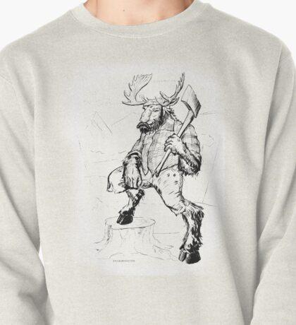 Lumber Moose Pullover