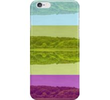 Lough Gill abstract iPhone Case/Skin