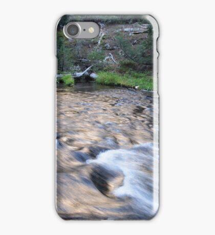 Fall Creek 2 iPhone Case/Skin