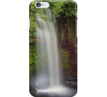 Glencar Waterfall, Sligo, Ireland iPhone Case/Skin