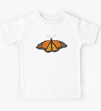 Monarch Butterfly Kids Tee