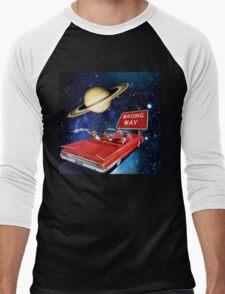 Wrong Way Men's Baseball ¾ T-Shirt
