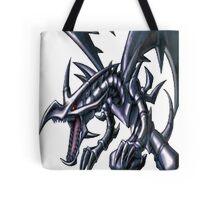 red eyes black dragon yugioh Tote Bag
