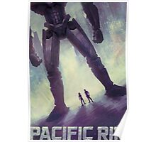 Pacific Rim Poster Poster