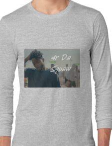 Isaiah Rashad  - 4r Da Sqauw Long Sleeve T-Shirt