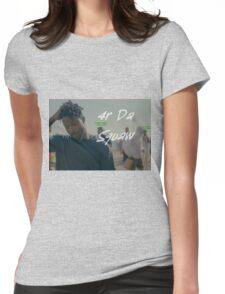 Isaiah Rashad  - 4r Da Sqauw Womens Fitted T-Shirt