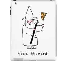 The Wizzard of Pizza iPad Case/Skin
