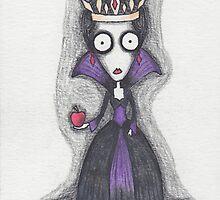 evil queen by zehava