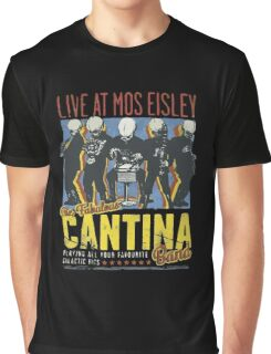 Star Wars - Cantina Band On Tour Graphic T-Shirt